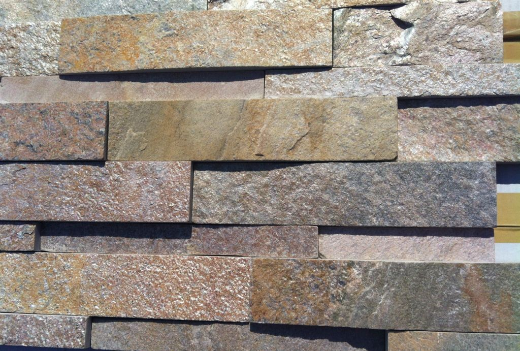 Formátované obkladové kamene